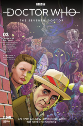V.1 - C.3 - Doctor Who: The Seventh Doctor