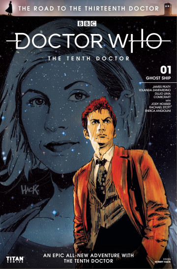 Doctor Who: The Road To The Thirteenth Doctor - James Peaty