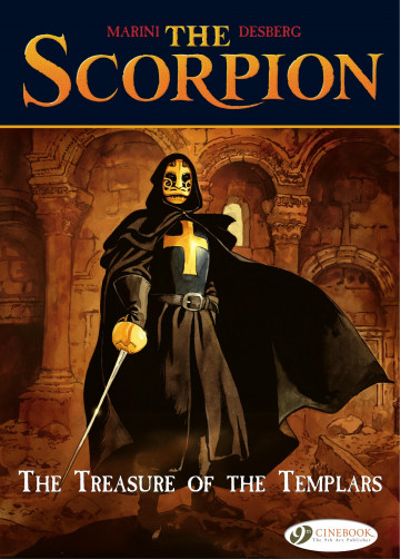 The Scorpion - Stephen Desberg