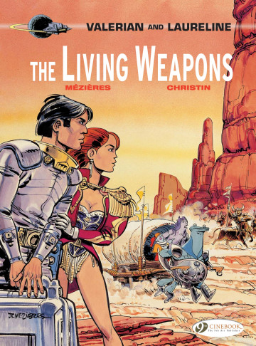Valerian and Laureline - Pierre Christin