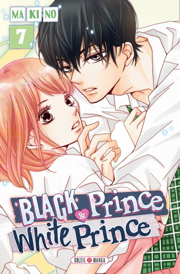 Black Prince and White Prince - Makino