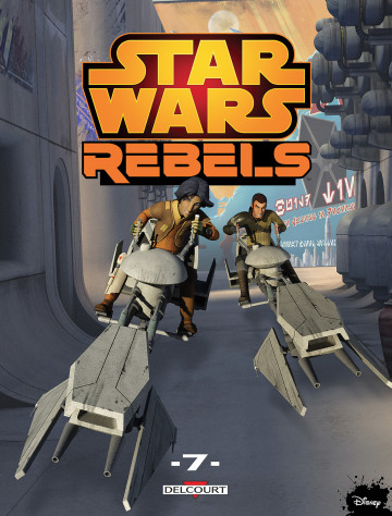 Star Wars - Rebels - Collectif