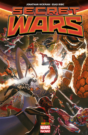 Secret Wars - Jonathan Hickman