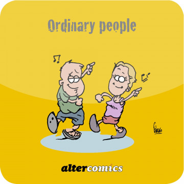 Ordinary people - Fabcaro