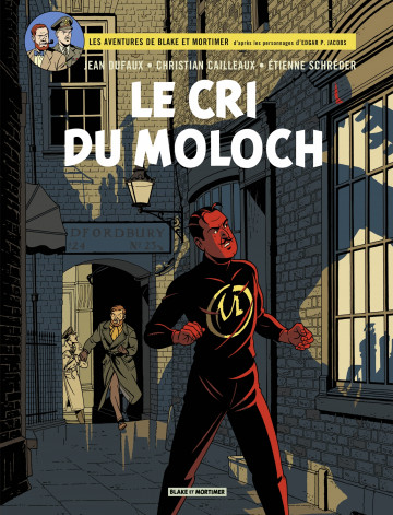 Blake & Mortimer - Cailleaux