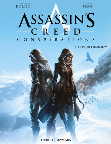 Assassin's Creed Conspirations - Guillaume Dorison