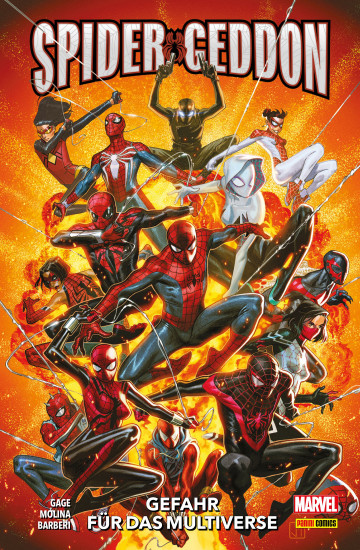 Spider-Geddon - Christos Gage