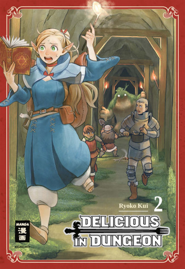 Delicious in Dungeon - Claudia Peter