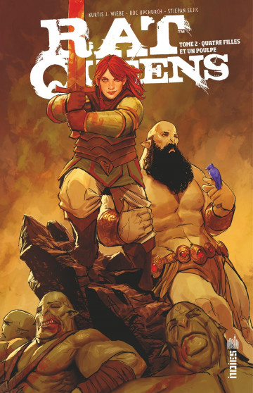 Rat Queens - Kurtis J. Wiebe