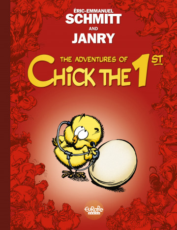 The Adventures of Chick the 1st - Janry