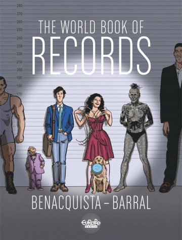 World records guide - Nicolas Barral