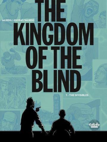 The Kingdom of the Blind - JOUVRAY Olivier