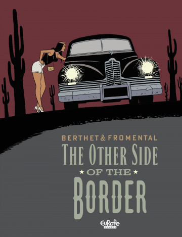 The Other Side of the Border - Berthet Philippe