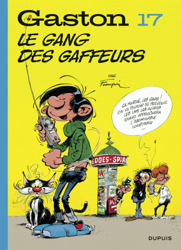 Gaston (Edition 2018) - Franquin
