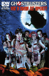 Ghostbusters: What in Samhain just Happened