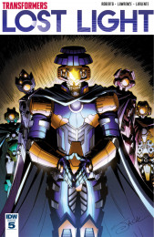 C.5 - Transformers: Lost Light
