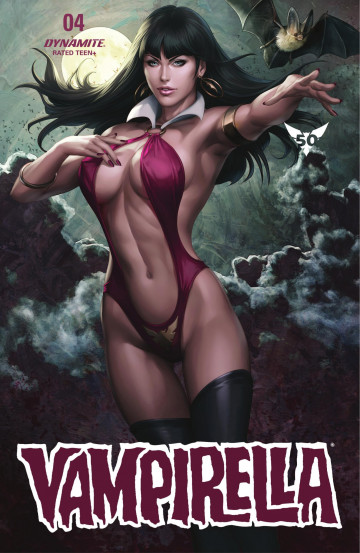 Vampirella - Christopher Priest