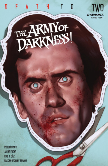 Death To The Army of Darkness - Ryan Parrott