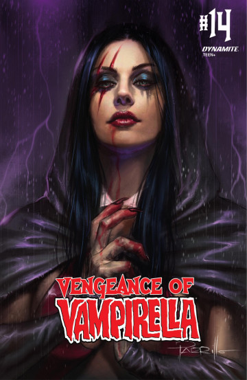 Vengeance of Vampirella - Tom Sniegoski