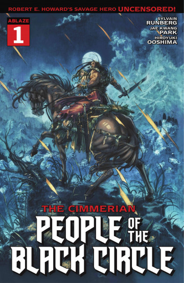 The Cimmerian - People of the Black Circle - Sylvain Runberg