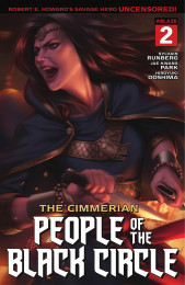 C.2 - The Cimmerian - People of the Black Circle