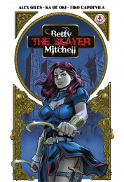 Betty 'the Slayer' Mitchell