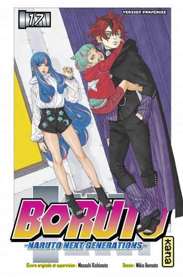 Boruto - Naruto next generations - - The series Manga online