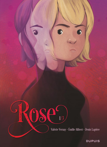 Rose - Lapière