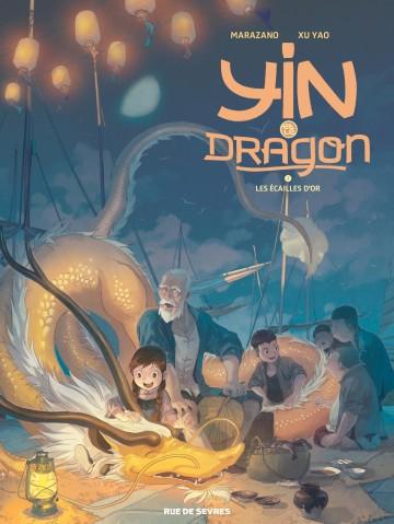 Yin et le Dragon - Richard Marazano