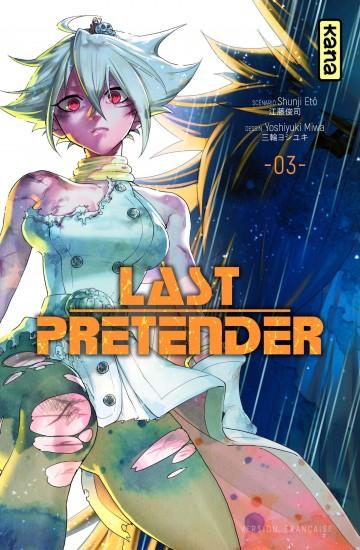 Last Pretender - Yoshiyuki Miwa