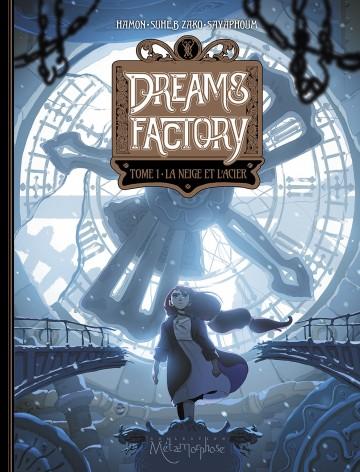 Dreams Factory - Jérôme Hamon