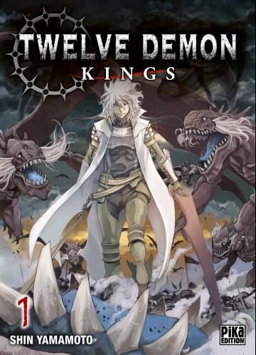 Twelve Demon Kings - Shin Yamamoto