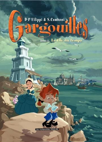 Gargouilles t 2 la cl du temps jeunesse lire en ligne - La cle des temps coutances ...