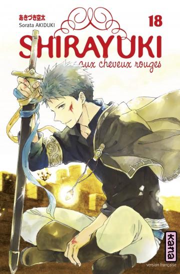 Shirayuki aux cheveux rouges - Sorata Akiduki