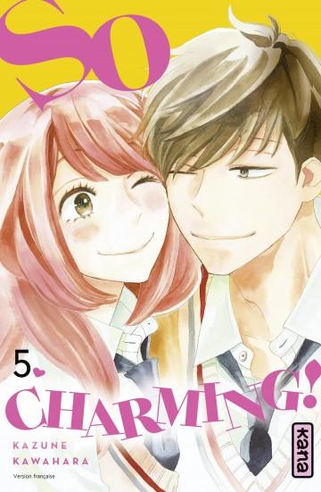 So charming ! - Kazune Kawahara