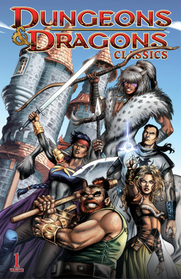 Dungeons & Dragons: Classics - Michael Fleisher