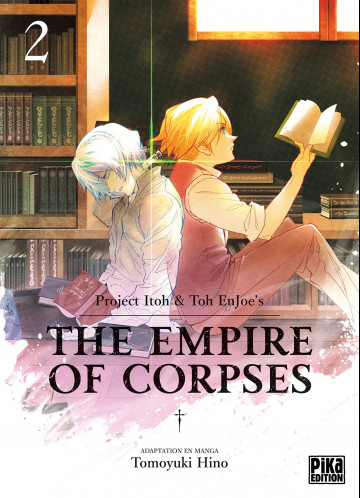The Empire of Corpses - Tomoyuki Hino