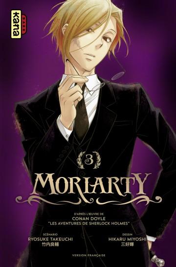 Moriarty - Hikaru Miyoshi