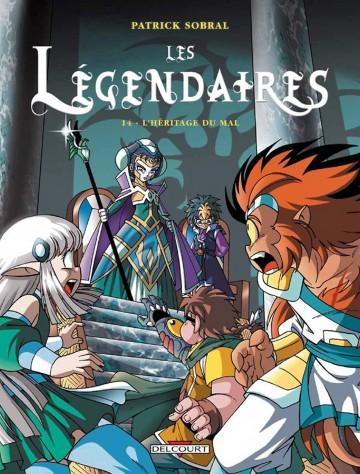 bd en ligne les legendaires