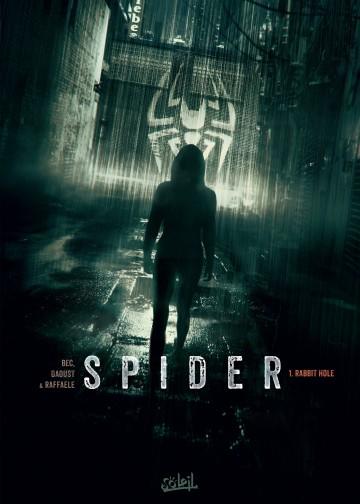 Spider - Christophe Bec