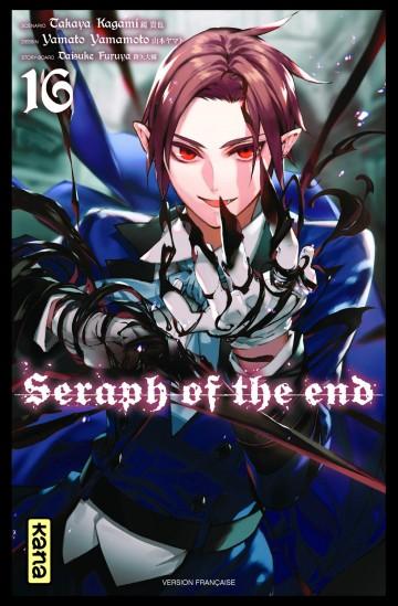 Seraph of the end - Takaya Kagami
