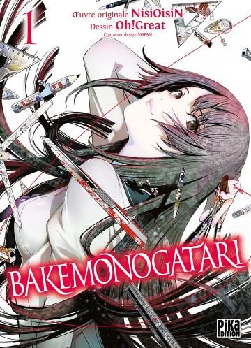 Bakemonogatari - Oh! Great