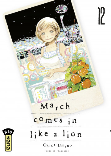 March comes in like a lion - Umino Chica