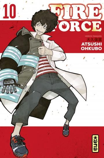 Fire Force - Atsushi Okubo