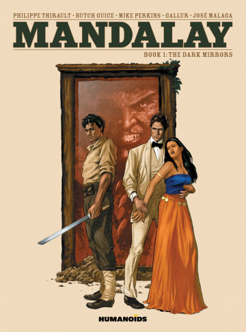 Mandalay - Philippe Thirault