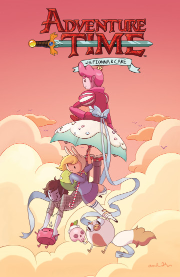 Adventure Time: Fionna & Cake - Natasha Allegri
