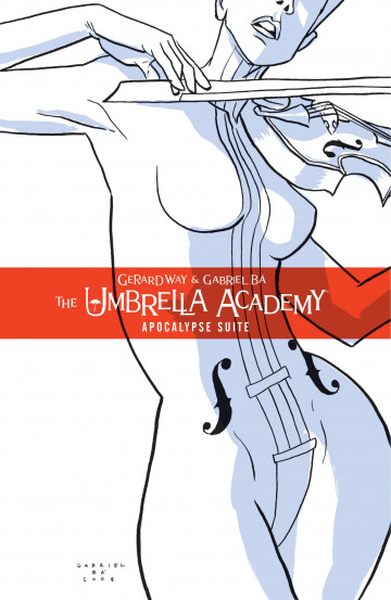 The Umbrella Academy - Gerard Way