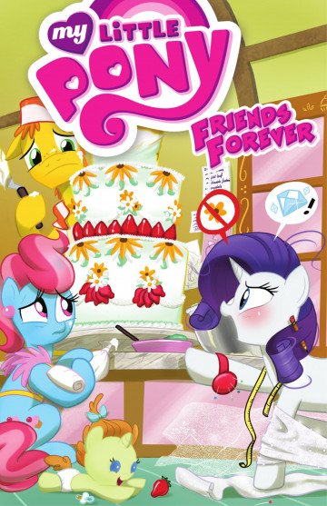 My Little Pony: Friends Forever - Ted Anderson, Christina Rice, Jeremy Whitley