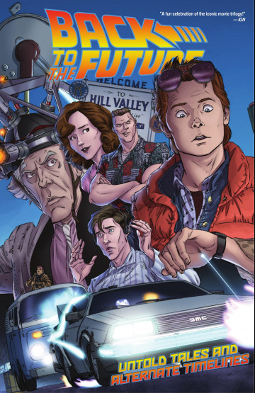 Back To The Future - Bob Gale, John Barber, Erik Burnham