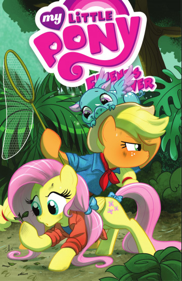 My Little Pony: Friends Forever - Ted Anderson, Christina Rice, Georgia Ball